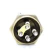 Блок ТЕН Sanal петлевий подвійний 4500W / 220V 1 1/2 дюйма різьблення