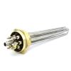 Блок ТЭН Sanal прямой тройной 6000W/220V 1 1/2 дюйма резьба для котлов, систем отопления и подогрева воды