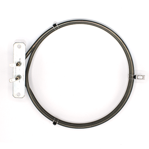 ТЭН Sanal для электродуховок с конвекцией диаметром 180 мм 2000W широкая планка