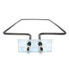 ТЕН Sanal для електродуховок Beko 1100W  у формі трикутника