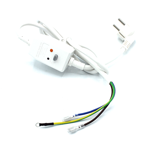 Кабель мережевийз УЗО 16А/30 mA 220V SKL для водонагрівача (бойлера)