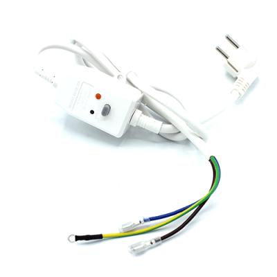 Кабель мережевий з УЗО 16А/30 mA 220V SKL для водонагрівача (бойлера)