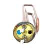 ТЭН медный Thermowatt 1500W для бойлера Ariston  (объем 10-15 литров) с местом под анод и трубкой под датчик