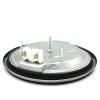 Электроконфорка WEBO 1500W диаметр 180 мм 2 контакта